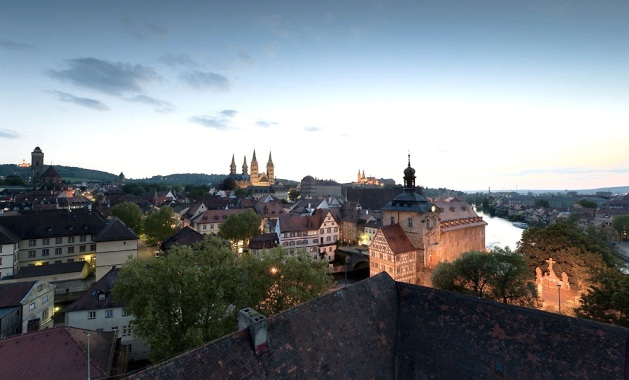 Bamberg city view (photo by www.bavaria.by)