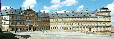 The Neue Residenz (photo by bamberg.info)