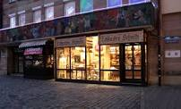 Lebkuchen Schmidt store, (photo by commons.wikimedia.org)