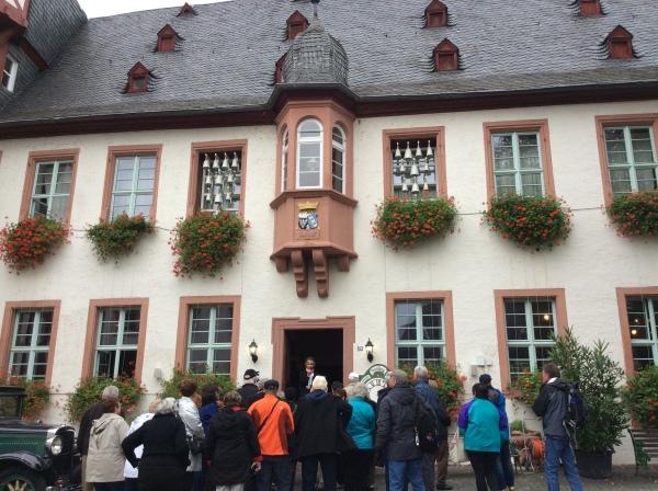 Entry to Siegfried's Mechanisches Musikkabinett, 10-18-14