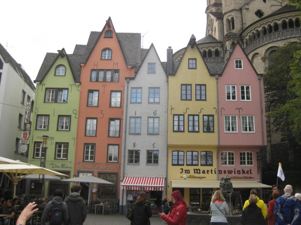 "The ""Martinswinkel"" of Cologne, 10-17-14"
