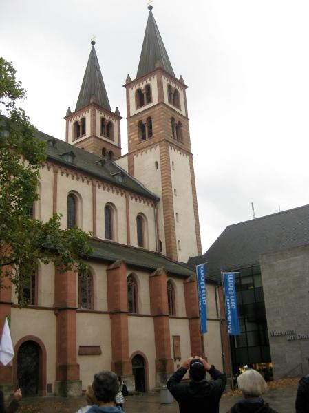 Würzburg St. Kilian Cathedral, 10-20-14