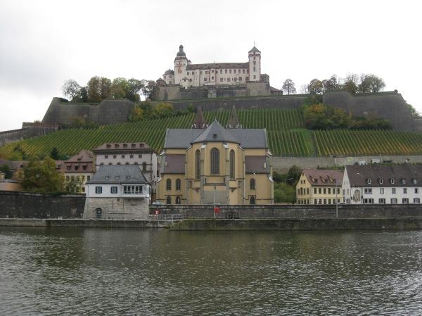 Marienberg Fortress, 10-20-14