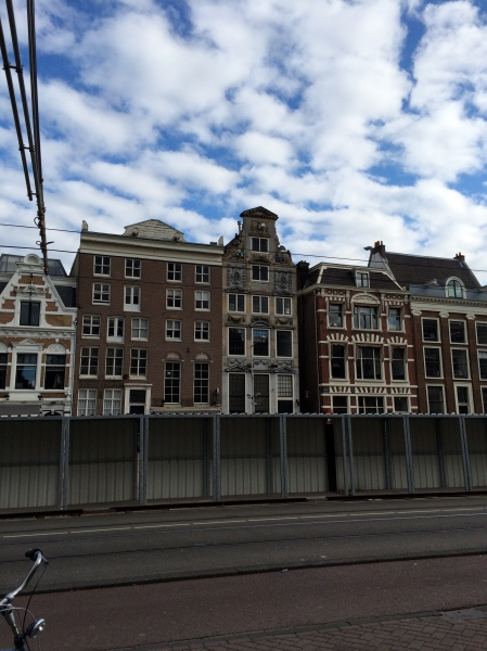 Interesting Amsterdam buildings, 10/15/14
