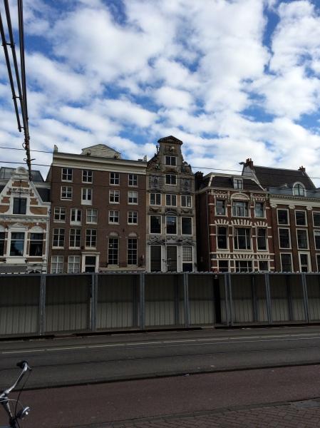 Interesting Amsterdam buildings, 10/15/14