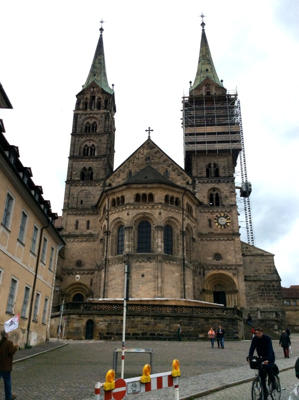 The Bamberg Cathedral (the Cathedral Church of St. Peter and St. George), 10-21-14