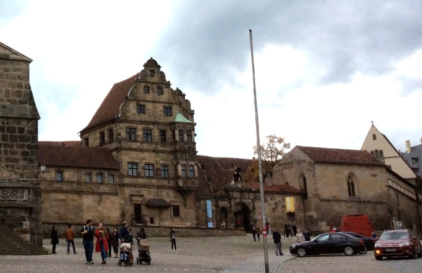The Alte Hofhaltung (the Old Court) of the Bishop, 10-21-14