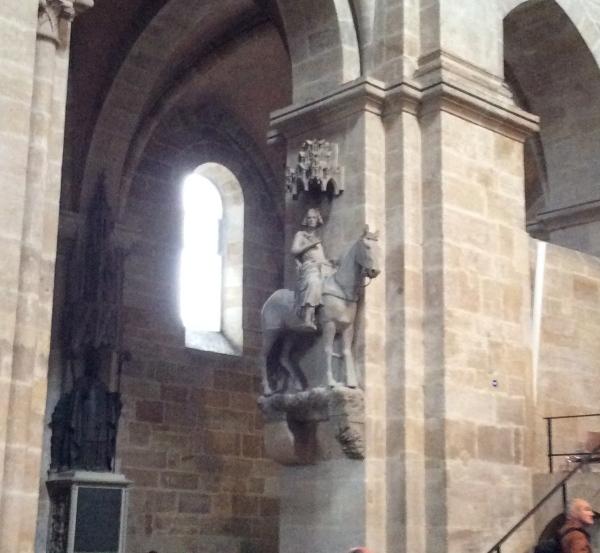 The Bamberg Horseman (der Bamberger Reiter), 10-21-14