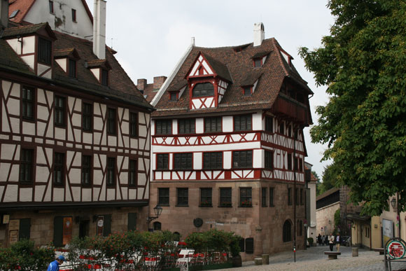 Another view of the House (photo by northernrenaissance.org)