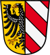 Nuremberg's coat of arms, (from Wikipedia)