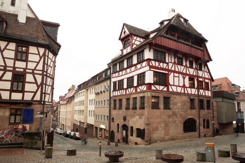 The Dürer House (photo by thomasironworks.com)