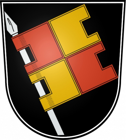 The Würzburg coat of arms (from Wikipedia)
