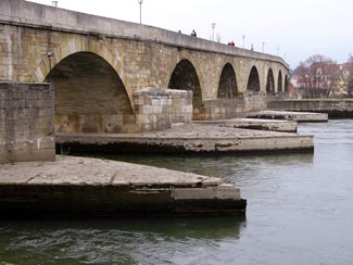 The Stone Bridge, (photo from europeforvisitors.com)