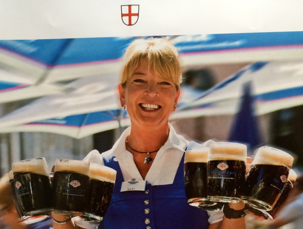 (Photo from the Weltenburger Wirtshaus-Bladl brochure)