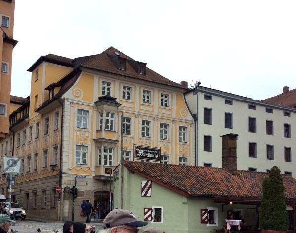 The Historische Wurstküche (Old Sausage Kitchen), 10-23-14