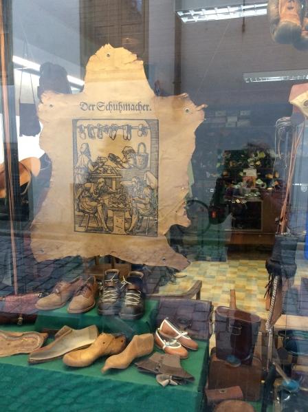 A shoemaker's store, 10-23-14