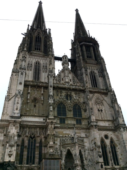 The Dom St. Peter in Regensburg, 10-23-14