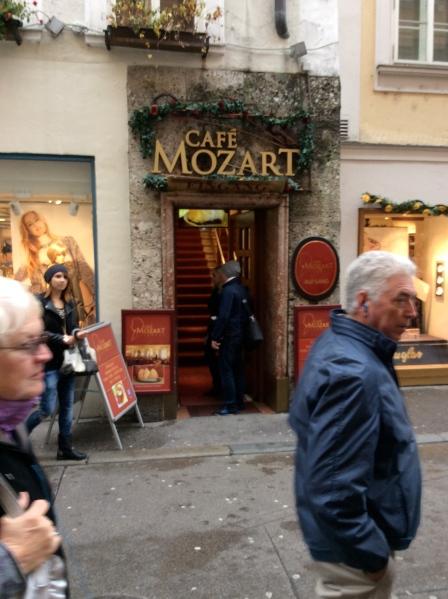 Cafe Mozart, 10-24-14