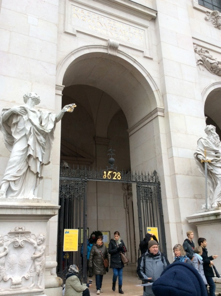 Entering the Cathedral, 10-24-14