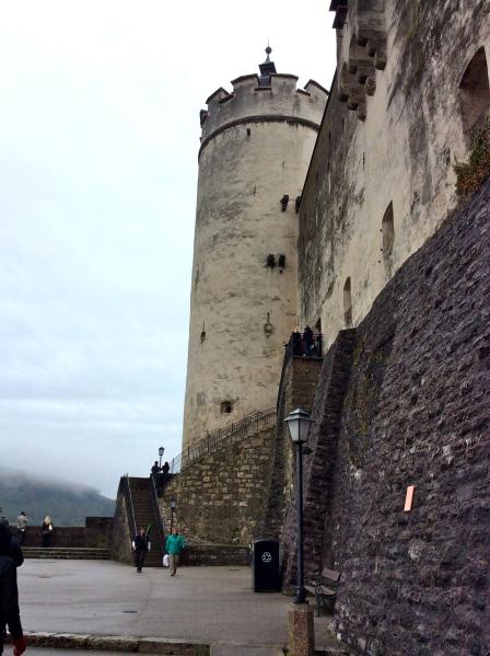 The Hohensalzburg Fortress, 10-24-14