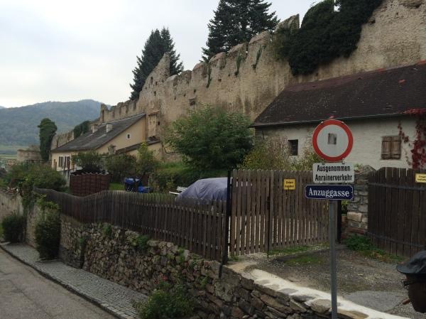 So long to Dürnstein! (10-25-14)
