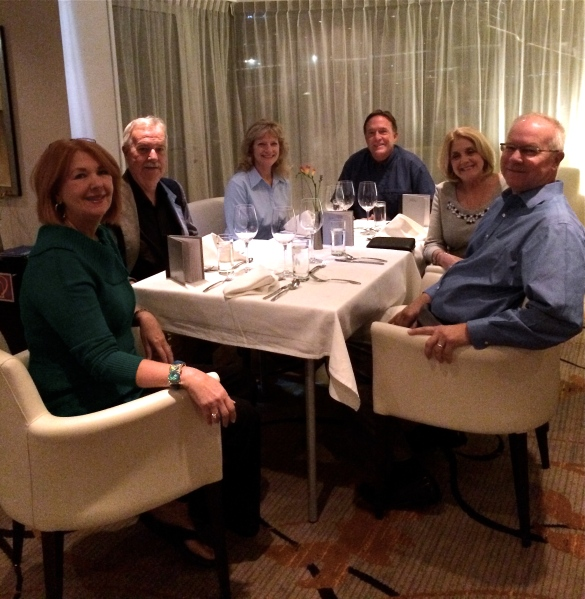 Sherry, Scott, Dallas, Bill, Susan, & Tom (10-26-14)