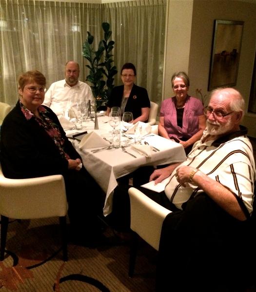 Barb, Dan, Jan, Sue, & Ross (10-26-14)