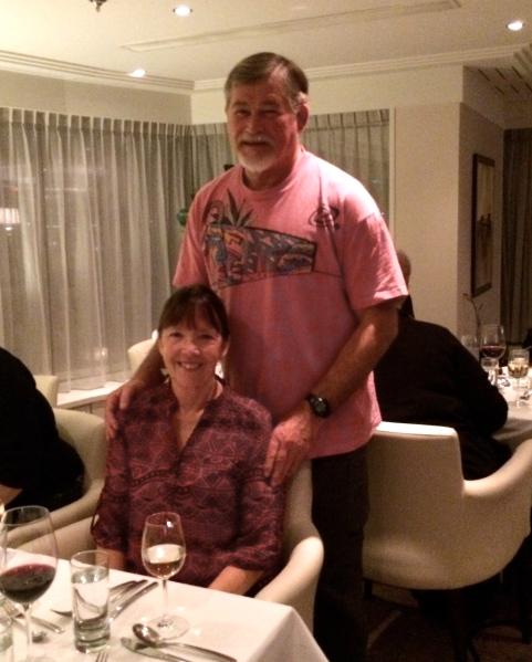 Lois & Fox (10-26-14)