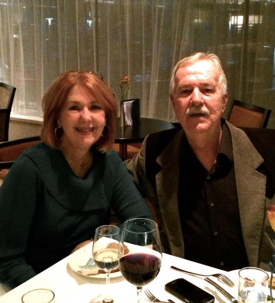 Sherry & Scott (10-26-14)