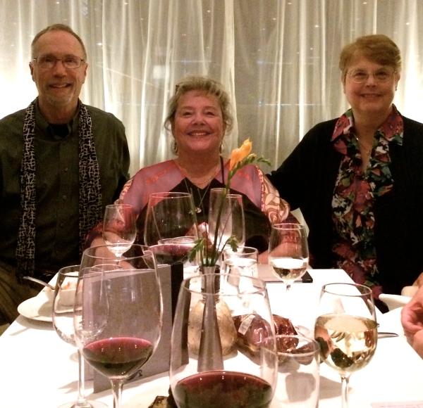 Bill G., Ann, & Barb (10-26-14)
