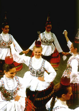 The Bottle Dance (photo from hungarianfolk.com)