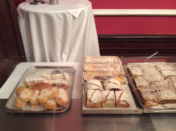 Apfel Strudel & other desserts (10-26-14)