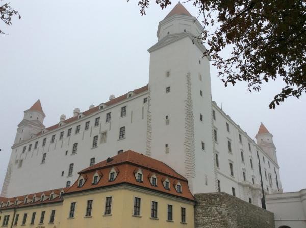 The Bratislava Castle (10-27-14)