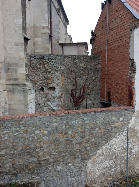 Part of the old wall that surrounded the city (10-27-14)
