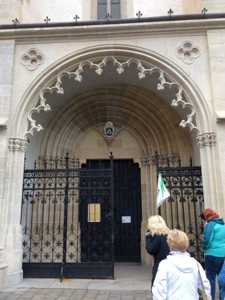 St. Martin's Cathedral doorway (10-27-14)