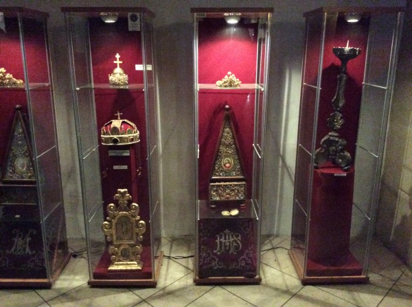 Some of the Cathedral treasures (10-27-14)