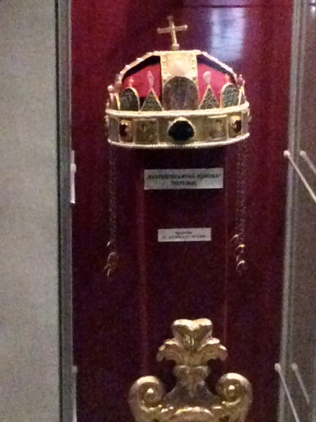 The Crown of St. Stephen (10-27-14)