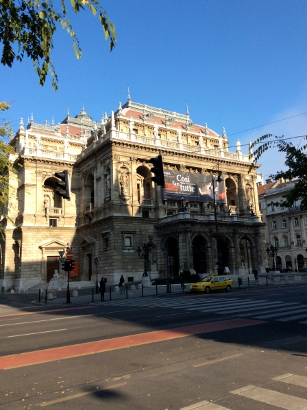 The Hungarian State Opera House (10-28-14)