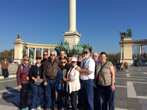 Our group (photo taken by the tour guide)