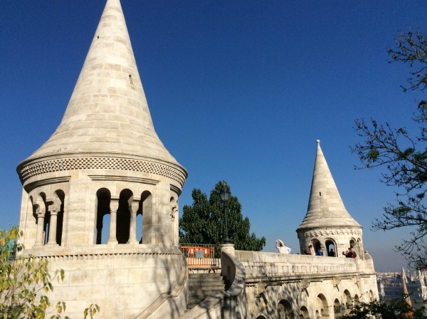 Fishermen's Bastion (10-28-14)