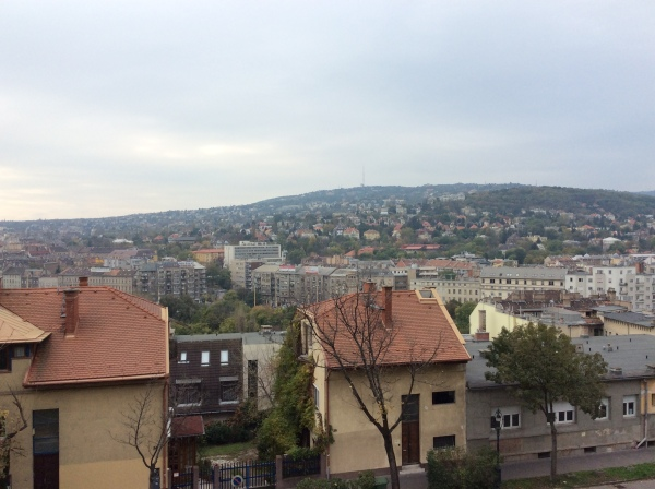 The western view of Buda (10-29-14)