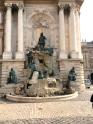 The Mátyás kútja (Matthias Fountain) (10-31-14)