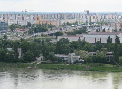 Soviet-era architecture (photo from slovakrepublic.ca)