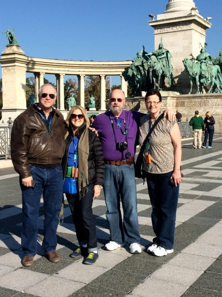Tom, Susan, Dan, & Jan (10-28-14)