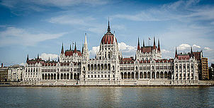 The Parliament Building (photo from Wikipedia)